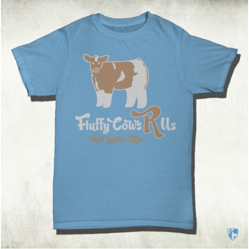 20130616 145451 500x500 Fluffy Cow T Shirts   $10.00