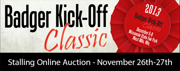 badgerstalling Badger Kick Off Classic Stalling Auction on Steer Planet   Nov. 26th   27th