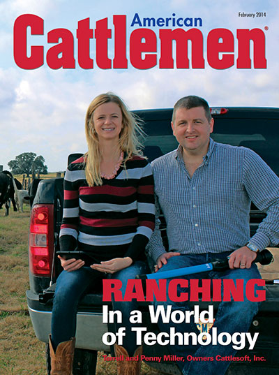 american cattlemen cover Great Article on Cattle Max